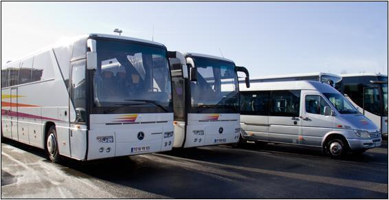 L'autocar de confort, la référence pour vos déplacements en groupe