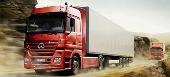 Les avantages du transport de marchandises par camion