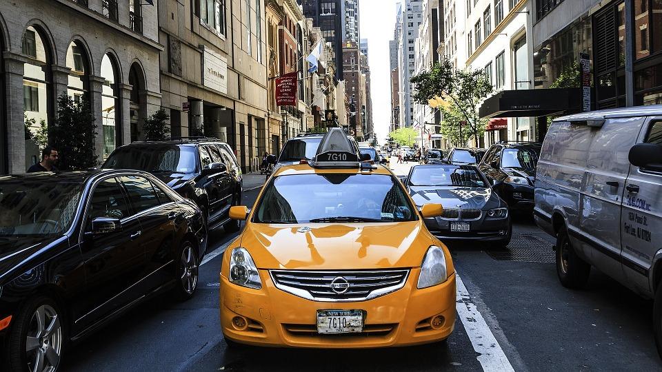 Les avantages de prendre le taxi