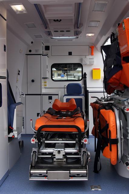 Les différents types de transports médicaux